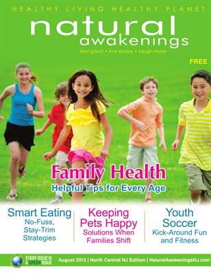 August 2012 - Healthy Families