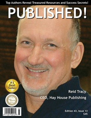 PUBLISHED! Magazine featuring Reid Tracy