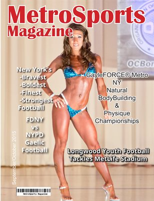MetroSports Magazine Sept/Oct 2015 FH cover