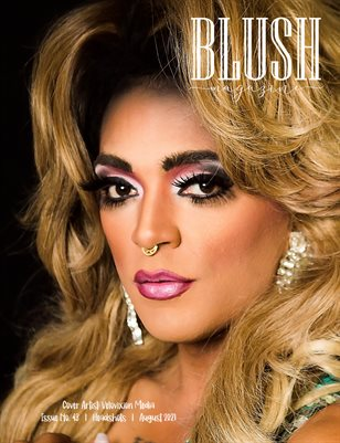 BLUSH Magazine   Issue 43   Headshots