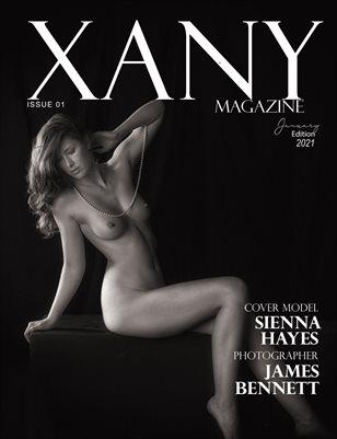 Nude & Boudoir | January Issue 1