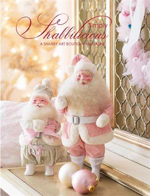 Simply Shabbilicious 2018 Christmas Magazine