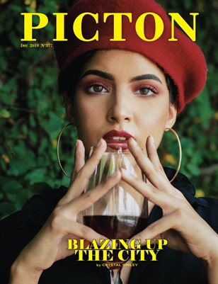 Picton Magazine December 2019 N377 Cover 2