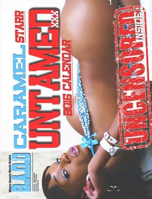 Caramel Starr (XXX 2016 Calendar)