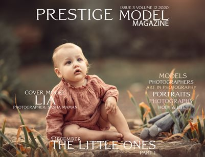 PRESTIGE MODELS MAGAZINE_The Little Ones 3/12