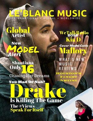 Le'Blanc Music Mag Vol. 5-Drake