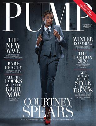 Pump Magazine | November 2020 | The Fashion & Beauty Issue | Vol.4