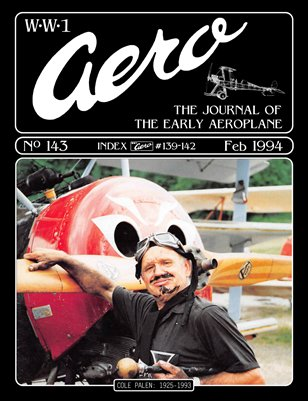 WW1 Aero #143 - February 1994