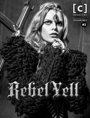 "Confashion Magazine ""Rebel Yell""  #1/13"