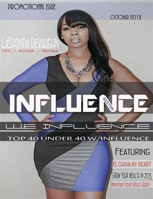 Influence Boston Magazine