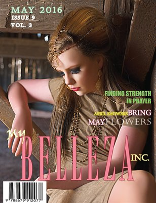 MyBelleza Inc. Magazine Issue nO9 VOL 3