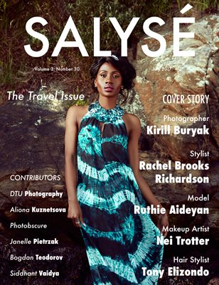 SALYSÉ Magazine | Vol 3:No 30 | July 2017 |