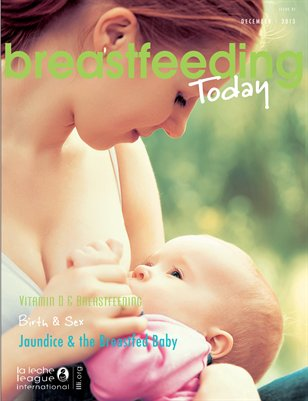 Breasfeeding Today Issue 21