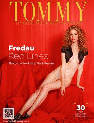 Fredau - Red Lines