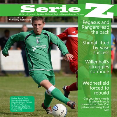 Serie Z issue 6