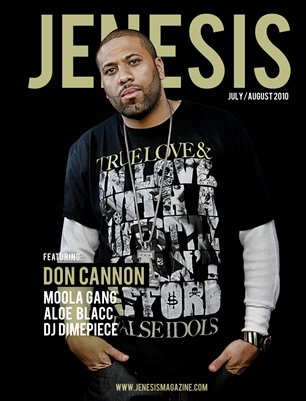 Issue 40 - DJ Don Cannon