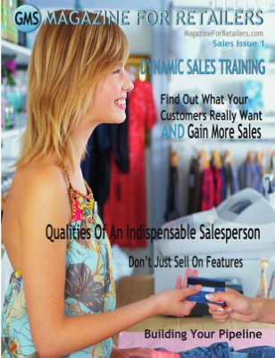 Magazine For Retailers Sales Training Issue