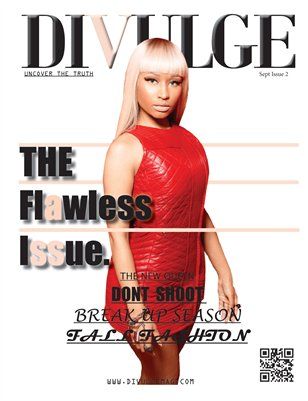 DiVulge Magazine Issue 2 Sept|Oct