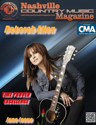Nashville Country Music Magazine June 2020