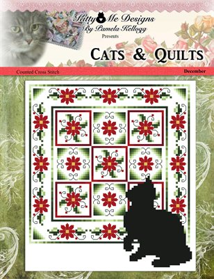 Cats And Quilts December