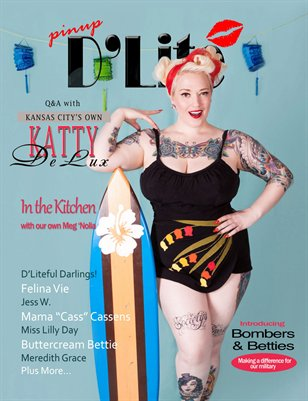 Pinup D'Lite - Issue 1