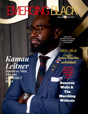 HBCU Edition I Emerging Black Magazine