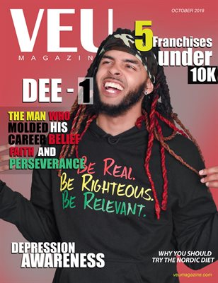 VEU Magazine October 2018