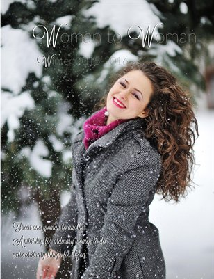 Woman to Woman Magazine Winter 2015-16