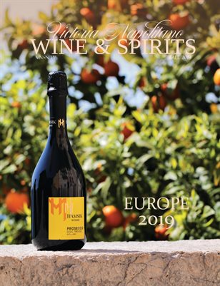 Wine & Spirits Europe 2019