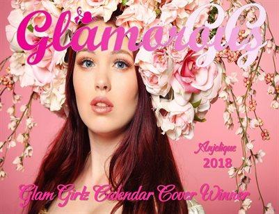 Ooh Soo Glamorous Glam Girlz Calendar Volume 2