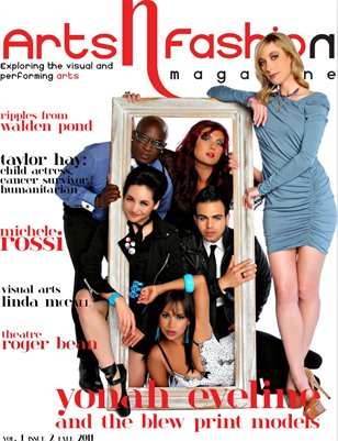 ArtsNFashion Fall Issue 2011