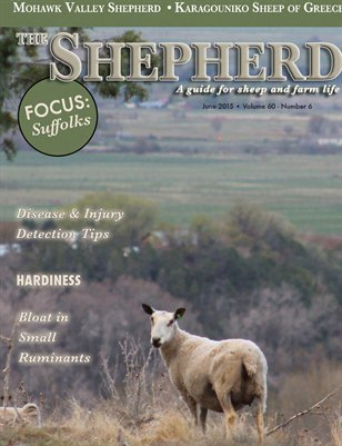 The Shepherd June 2015