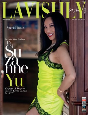 LAVISHLY STYLE - SPECIAL EDITION - SUZANNE YU - OCT/2021 - PLPG GLOBAL MEDIA