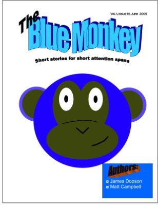 The Blue Monkey, Vol. 1D