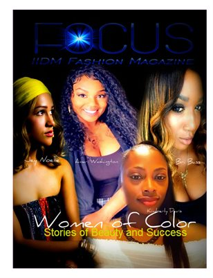 "Focus Magazine ""Women of Color"""