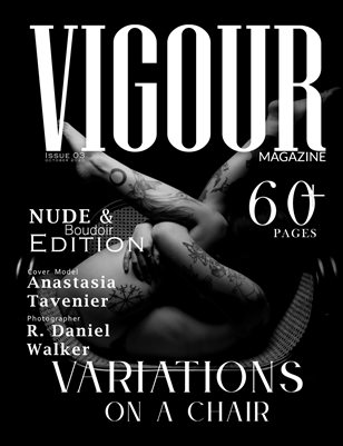 NUDE & Boudoir Edition Issue 3
