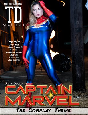 TDM Julia Goolia Cosplay VOl.1 Cover 3