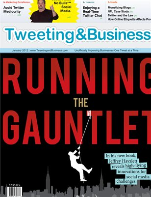Tweeting & Business - January 2012