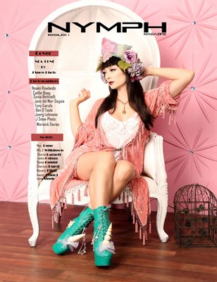 Nymph Magazine April Issue