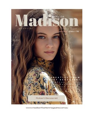 Madison Fashion Magazine - November # 78