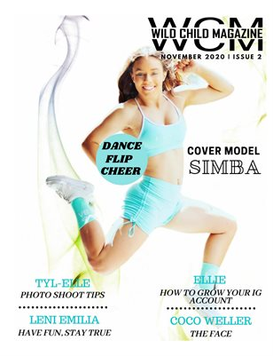 Wild Child Magazine November 2020 Issue 2