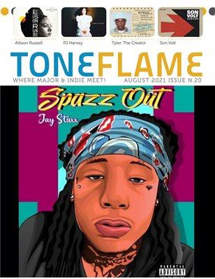 ToneFlame Magazine August 2021