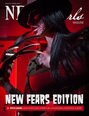 Necro Girls Magazine Issue #10 (January 2016)