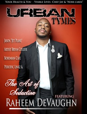February Art of Seduction Issue