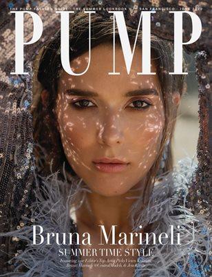 PUMP Magazine | The Summer Lookbook V.1 | June 2020