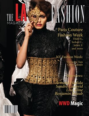 The LA Fashion magazine March 2013 Issue