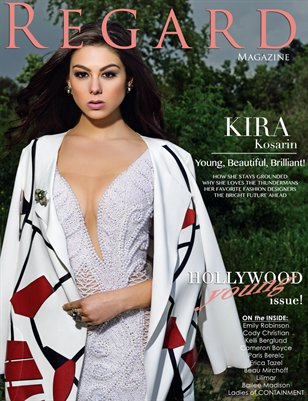 Regard Magazine April 2016 No.37            RegardMag.com
