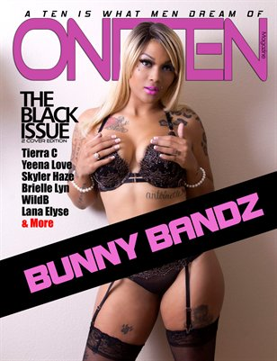 ONETEN Spring Issue 2015 #38 / 1 of 2