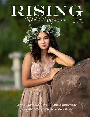 Rising Model Magazine Issue #155