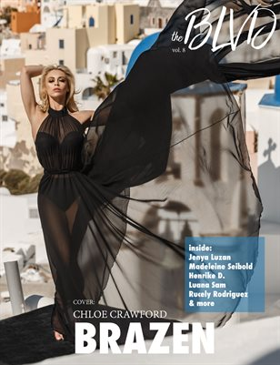The Boulevard Magazine Vol. 8 ft. Chloe Crawford